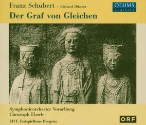 Der Graf Von Gleichen, Boesch, Horak, Eberle, So Vorarlberg
