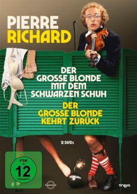 Der große Blonde mit dem schwarzen Schuh / Der große Blonde kehrt zurück, Diverse Interpreten