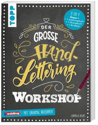 Der große Handlettering Workshop, Ludmila Blum