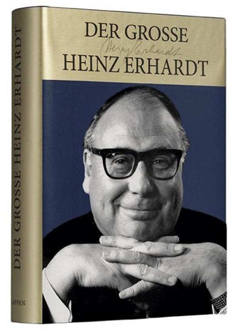 Der Große Heinz Erhardt Buch Versandkostenfrei Bei Weltbild