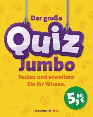Der große Quiz-Jumbo - Eberhard Krüger |