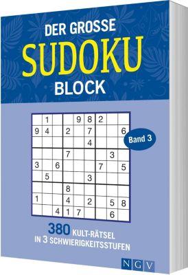 Der große Sudokublock -  pdf epub