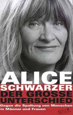 Der große Unterschied, Alice Schwarzer