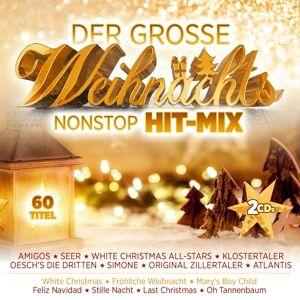 Der Große Weihnachts Nonstop Hit-Mix, Various