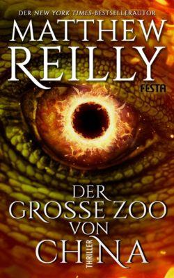 Der Grosse Zoo von China, Matthew Reilly
