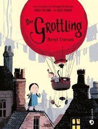 Der Grottling, Benji Davies