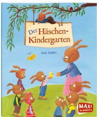 Der Häschen-Kindergarten, Outi Kaden