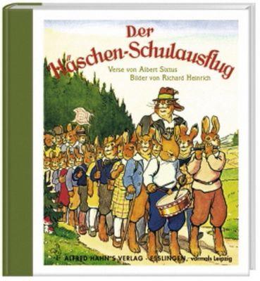 Der Häschen-Schulausflug, Albert Sixtus, Richard Heinrich