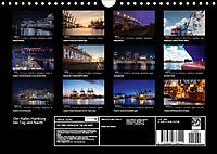 Der Hafen Hamburg bei Tag und Nacht (Wandkalender 2019 DIN A4 quer) - Produktdetailbild 13
