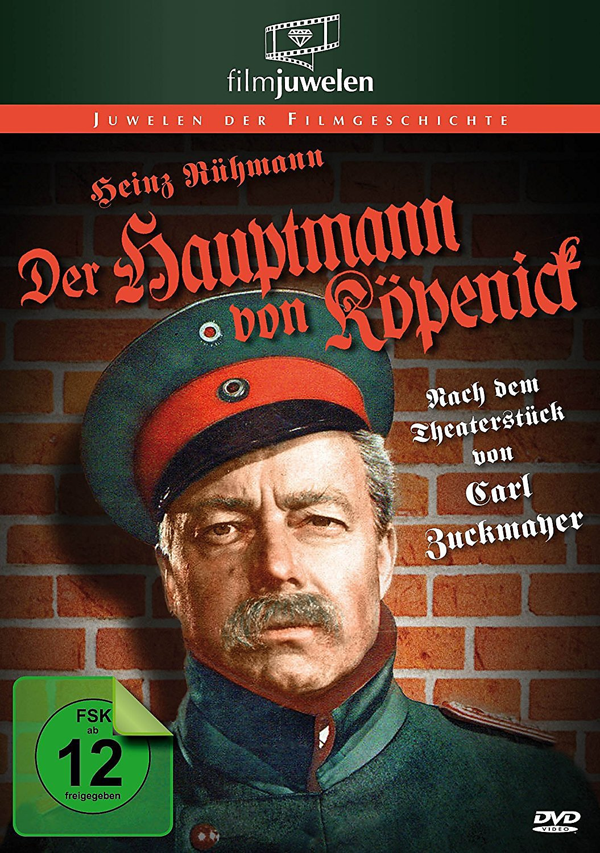 Der Hauptmann Von Köpenick Dvd Bei Weltbildde Bestellen