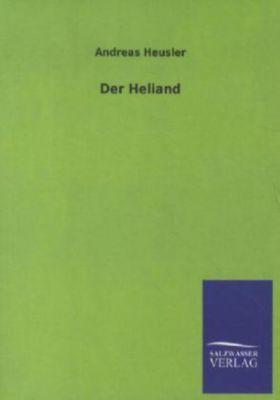 Der Heliand - Andreas Heusler pdf epub