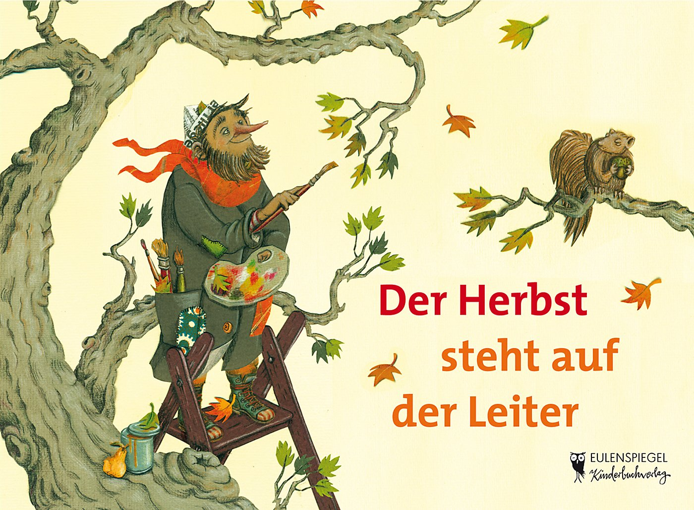 Der Herbst steht auf der Leiter Buch bei Weltbild.de bestellen