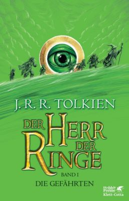 Der Herr der Ringe - Die Gefährten, J.R.R. Tolkien