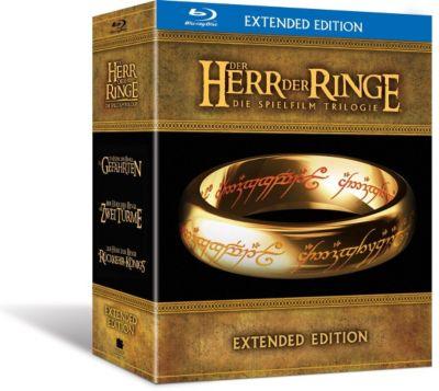 Der Herr der Ringe - Die Spielfilm Trilogie: Extended Edition, Peter Jackson, Fran Walsh, Philippa Boyens
