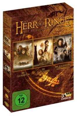Der Herr der Ringe Trilogie, John R. R. Tolkien
