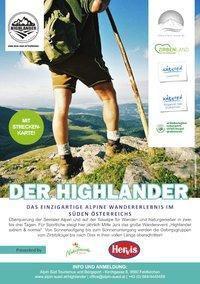Der Highlander, m. 1 Karte - Robert Graimann |