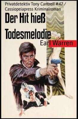 Der Hit hieß Todesmelodie, Earl Warren