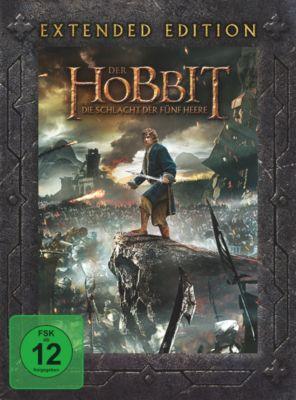 Der Hobbit 3: Die Schlacht der fünf Heere - Extended, John R. R. Tolkien