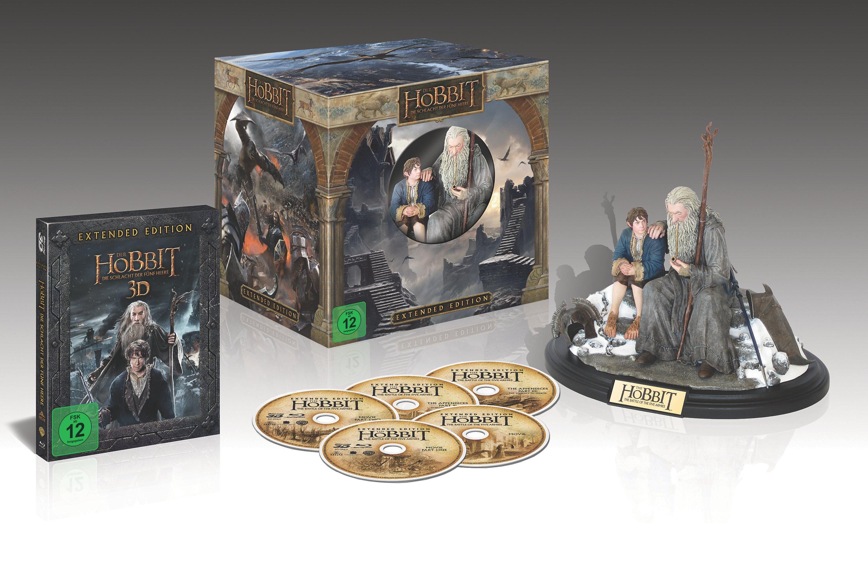 Der Hobbit 3 Die Schlacht Der Fünf Heere Limited Extended Edition