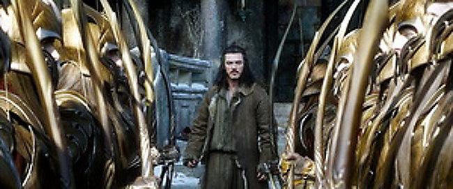 Der Hobbit Die Schlacht Der Fünf Heere Dvd Weltbildde