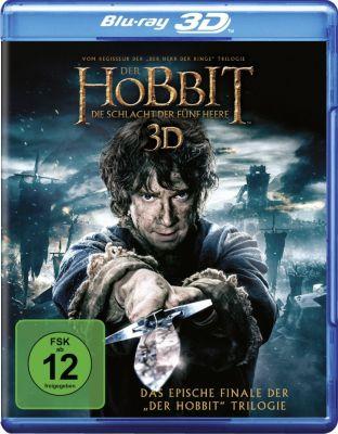 Der Hobbit: Die Schlacht der fünf Heere - 3D-Version, Fran Walsh, Philippa Boyens, Peter Jackson, Guillermo Del Toro