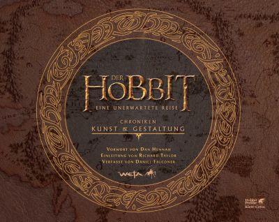 Der Hobbit: Eine unerwartete Reise, Chroniken - Daniel Falconer |