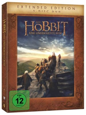 Der Hobbit: Eine unerwartete Reise - Extended Edition, John R. R. Tolkien