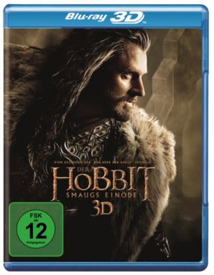 Der Hobbit: Smaugs Einöde - 3D-Version
