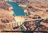 Der Hoover Staudamm (Tischkalender 2019 DIN A5 quer) - Produktdetailbild 1