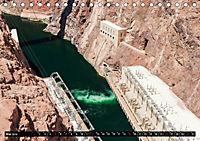 Der Hoover Staudamm (Tischkalender 2019 DIN A5 quer) - Produktdetailbild 5
