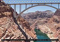 Der Hoover Staudamm (Tischkalender 2019 DIN A5 quer) - Produktdetailbild 3