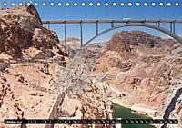 Der Hoover Staudamm (Tischkalender 2019 DIN A5 quer) - Produktdetailbild 10