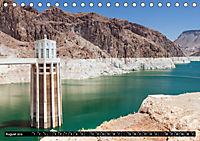 Der Hoover Staudamm (Tischkalender 2019 DIN A5 quer) - Produktdetailbild 8