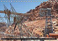Der Hoover Staudamm (Tischkalender 2019 DIN A5 quer) - Produktdetailbild 6