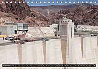 Der Hoover Staudamm (Tischkalender 2019 DIN A5 quer) - Produktdetailbild 9