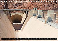 Der Hoover Staudamm (Tischkalender 2019 DIN A5 quer) - Produktdetailbild 11