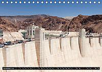 Der Hoover Staudamm (Tischkalender 2019 DIN A5 quer) - Produktdetailbild 12