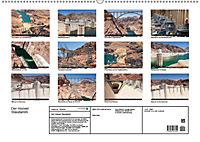 Der Hoover Staudamm (Wandkalender 2019 DIN A2 quer) - Produktdetailbild 13
