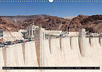 Der Hoover Staudamm (Wandkalender 2019 DIN A3 quer) - Produktdetailbild 12