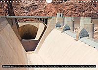 Der Hoover Staudamm (Wandkalender 2019 DIN A4 quer) - Produktdetailbild 11