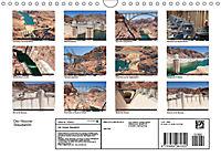 Der Hoover Staudamm (Wandkalender 2019 DIN A4 quer) - Produktdetailbild 13