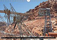 Der Hoover Staudamm (Wandkalender 2019 DIN A4 quer) - Produktdetailbild 6