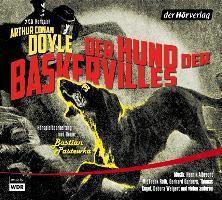 Der Hund der Baskervilles, 2 Audio-CDs, Arthur Conan Doyle