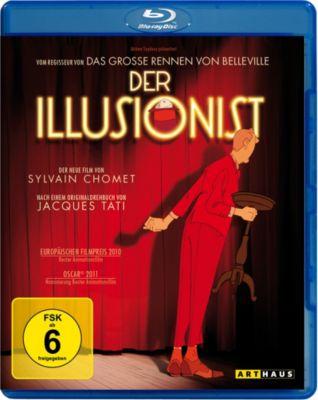 Der Illusinoist, Sylvain Chomet, Jacques Tati