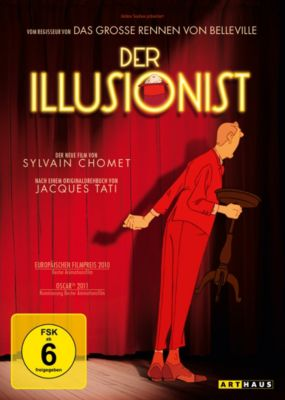 Der Illusionist, Jacques Tati