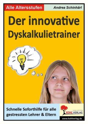 Der innovative Rechentrainer, Andrea Schinhärl