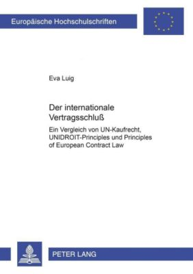 Der internationale Vertragsschluß, Eva Luig