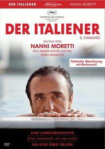 Der Italiener, Nanni Moretti, Heidrun Schleef, Francesco Piccolo, Federica Pontremoli