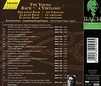 Der Junge Bach-Ein Virtuose - Produktdetailbild 1