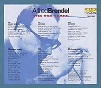 Der Junge Brendel-Die Vox Jahre - Produktdetailbild 1